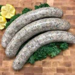 Beef Boudin